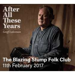 Tickets for Geoff Lakeman at The Blazing Stump on 11th February 2017